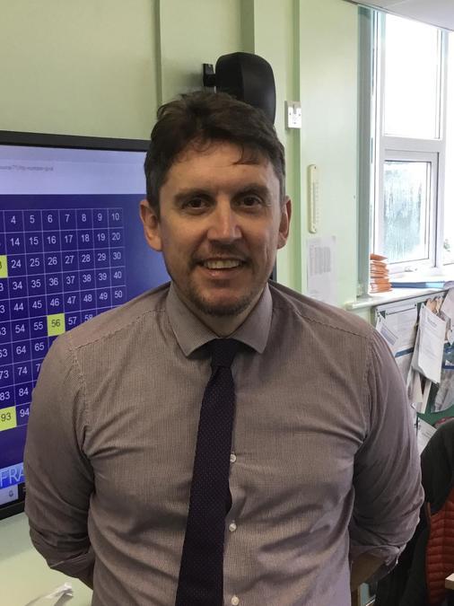 Mr Parsons (Class 3 Supply Teacher)