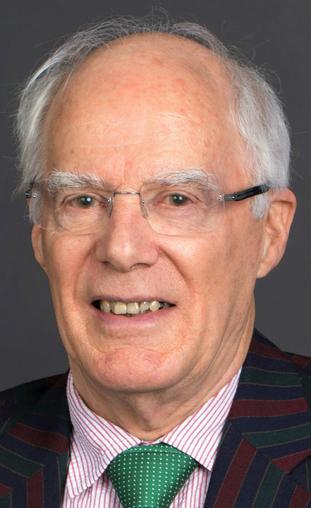 Prof Barry E Jones - Trustee