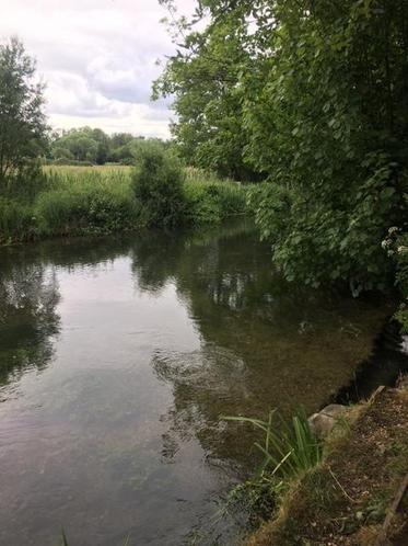 Brambridge - Itchen River