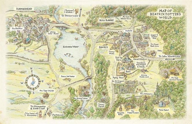 Beatrix Potter's World