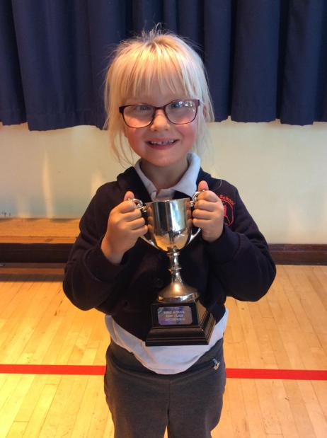 Silver Class won the weekly attendance cup.
