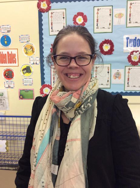 Mrs Carolanne Barry - Gold Class Teaching Asst