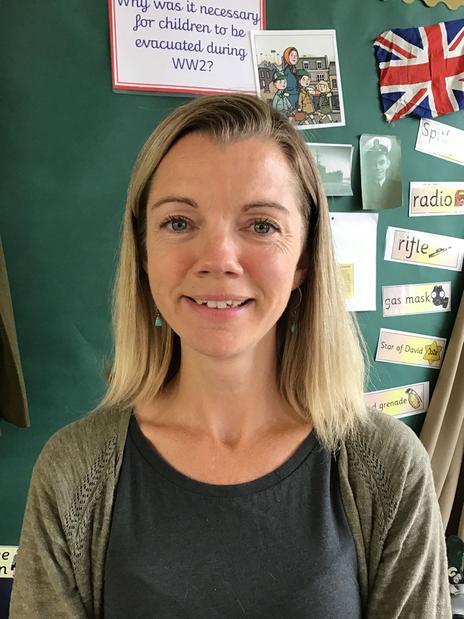 Mrs Debs Shannon - Green Class Teacher
