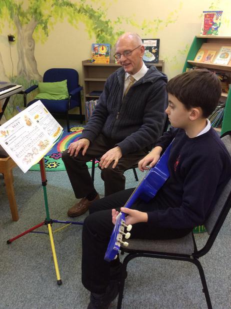 Mr Joe Tabor - Guitar and Keyboard Teacher