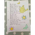 An A to Z of Spring by Evie