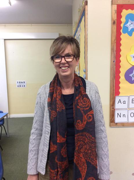 Mrs Melanie Tavenner - Yellow Class Teacher