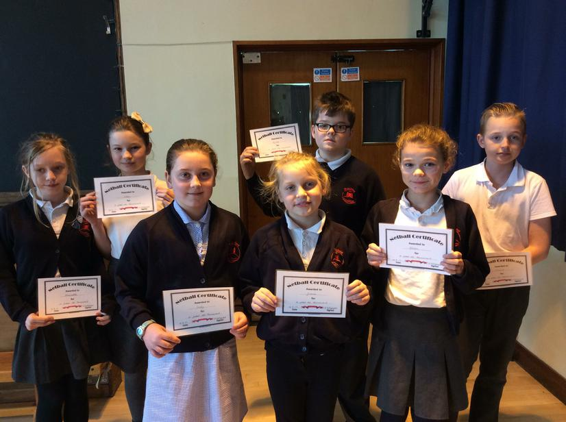 Well done to the children who took part. 😀