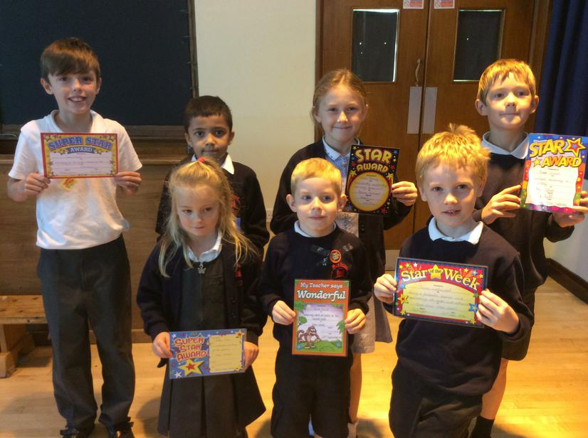 Stars of the week 23/9/16