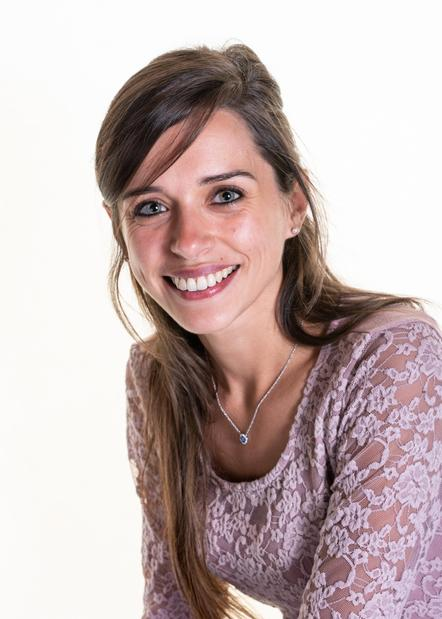Miss Mary Hanby - Yellow Class Teaching Asst