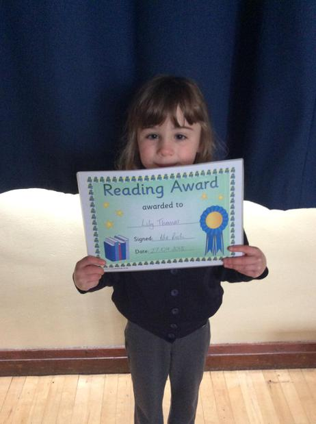 🌟Reading Star of the week 🌟