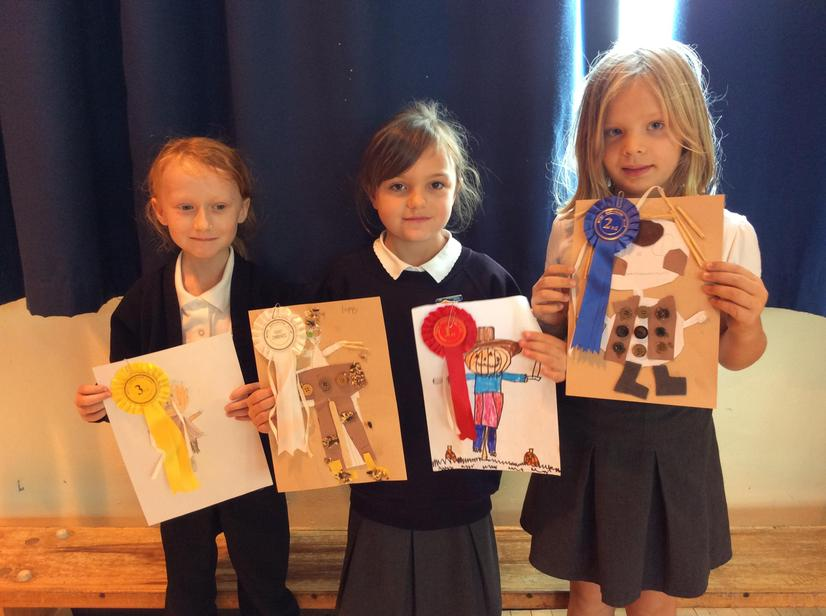 Scarecrow Competition Winners KS1