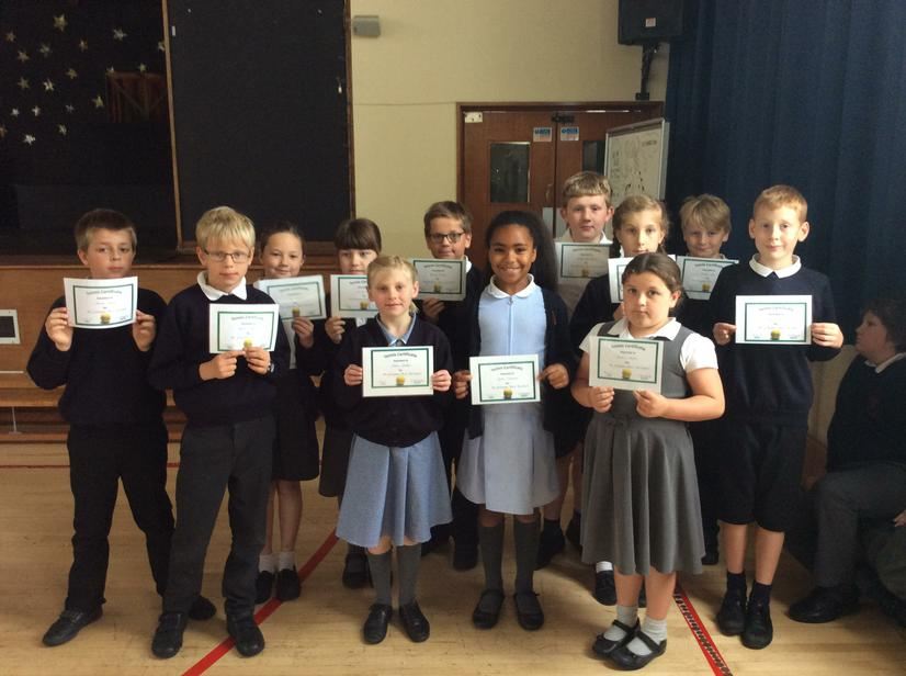 Well done to all who took part in the Tennis Comp!