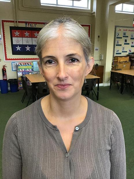 Mrs Rebecca Smith - Music/French Teacher & SEN Co
