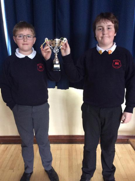House winners this term - Duchy - Well Done 😀