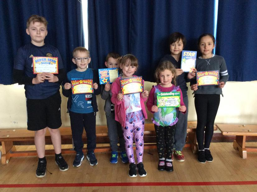This week's super stars 🌟