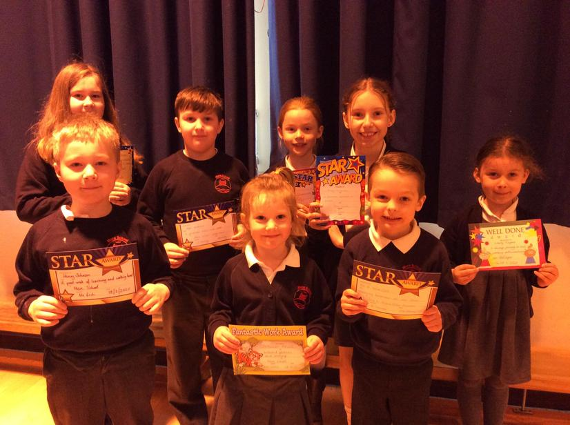 Stars of the week 🌟