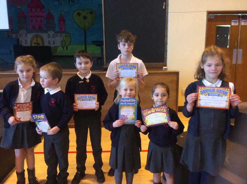 Stars of the week 😀 25/11/16