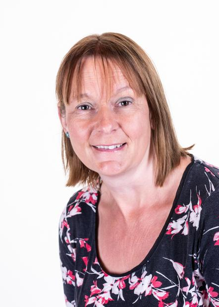 Mrs Maureen Waters - Cleaner in Charge