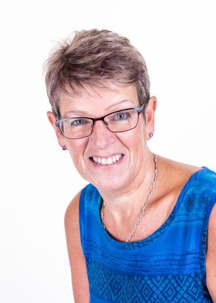 Mrs Alison Hyde -Admin Officer