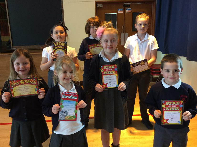 🌟Stars of the week🌟