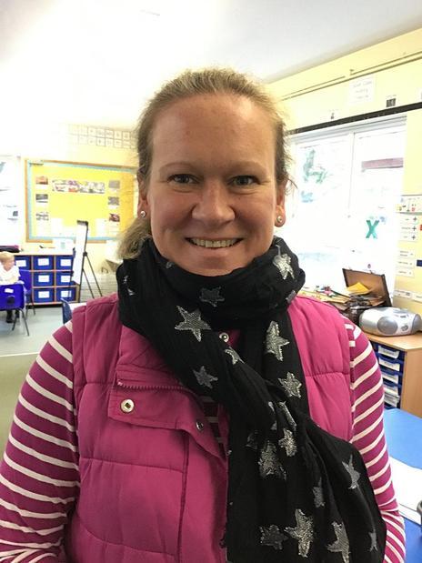 Mrs Sam Wilson - Silver Class Teacher