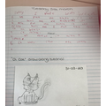 Ava's fab instructions and great 'Oi Cat' drawing.