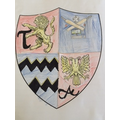 A great coat of arms Thomas!