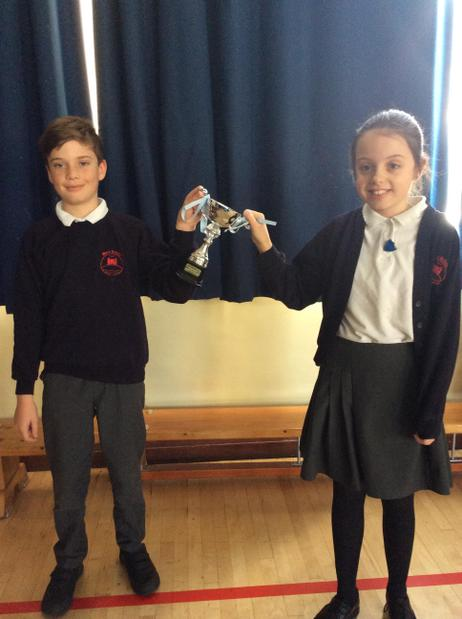 Sheen-the winners of the House Cup this 1/2 term �
