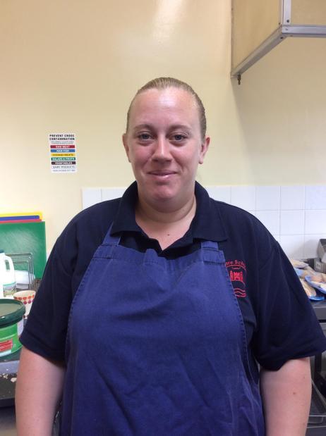 Mrs Julie Gulliver - Catering Manager