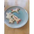 BB's beautifully decorated biscuits