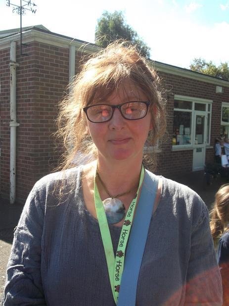 Ms Sally-Ann Spencer - Senior MDSA and Cleaner