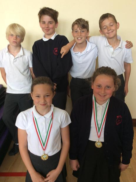 Area athletics winners 🏃♂️ 🎾