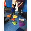 More sensory input fun!