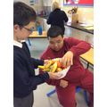 Class responsibility for snack