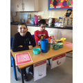 Friday class cafe