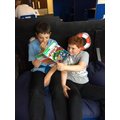 Sharing favourite books