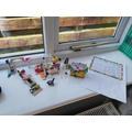 Amazing home learning: Lego construction