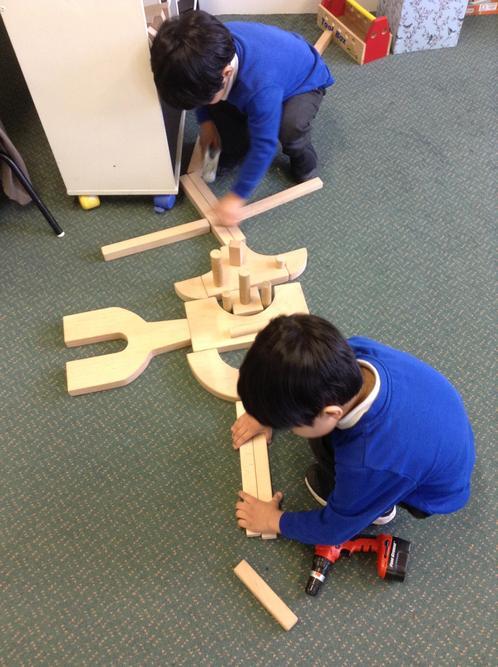 We can build wide models across the floor.