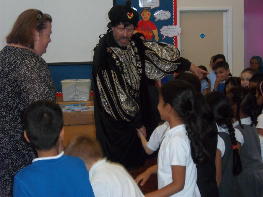 The Sheriff of Nottingham was unkind
