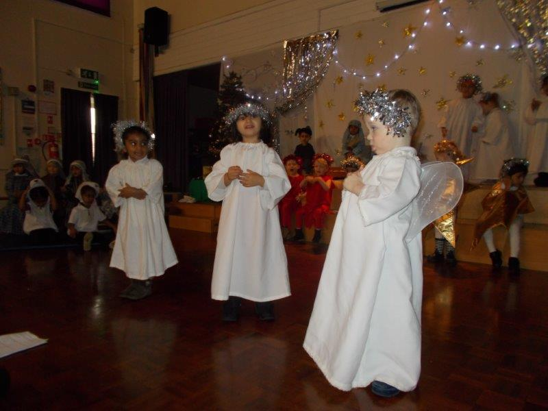 Our nativities were wonderful.