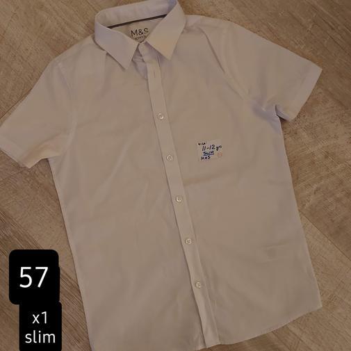(#57) 11-12yrs slim (M&S)