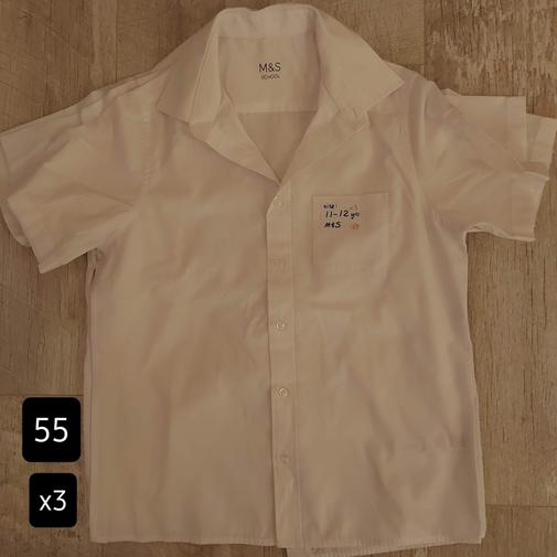 (#55) 11-12yrs (M&S) 3-pack