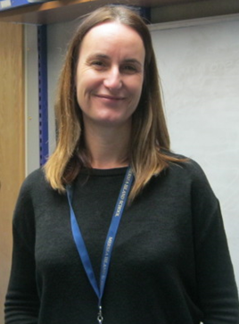 Mrs Williamson - Inclusion Manager, Strategic responsibility for Young Carers. (SLT)