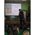 The author Antony Lishak Visits