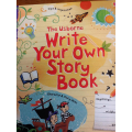 A great book for developing story telling - Kiera