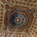 Incredibly ornate ceilings