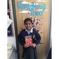 9/10 - Congratulations, Sathani!