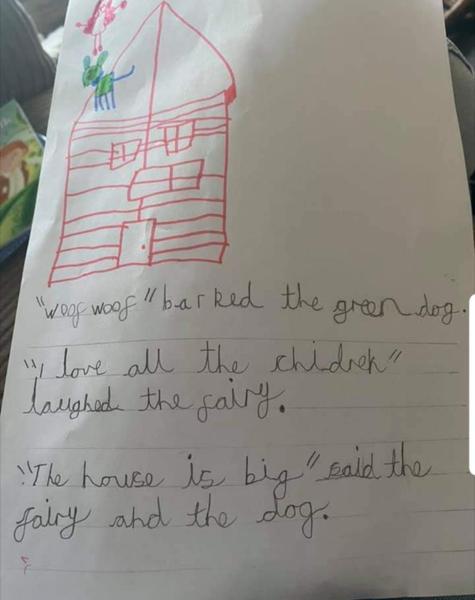 Perfecting writing skills