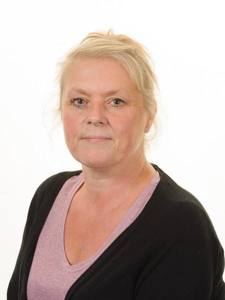 Mrs C Oliver, Lunchtime Supervisor