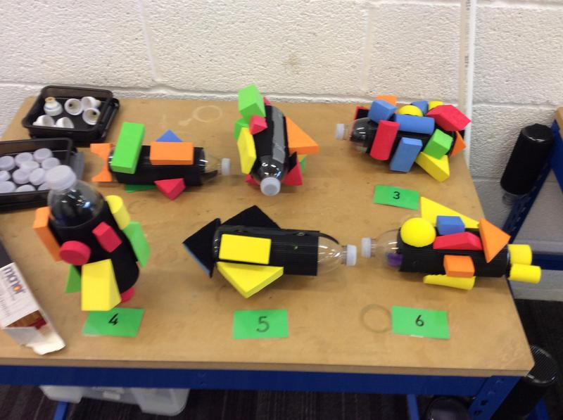 What fabulous models the children have made